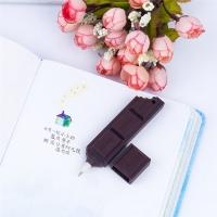 Chocolate pens