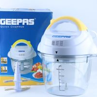 GEEPAS QUICK CHOPPER 4L
