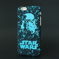 Cover Iphone 6 6S plus Plastic Star Wars