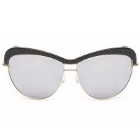 DEMI Sunglasses Eyebrows Frame For Women (Grey)
