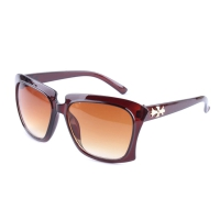 High quality Fashion sunglasses For Women (Brown)
