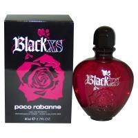 Black XS Paco rabanne LADY  80ml