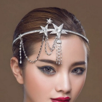 The wonderful Crown of stars - studded with crystals