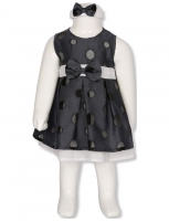 girlie dress with a dark blue color