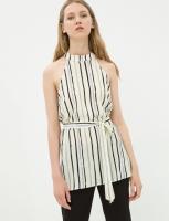 Shirt Long without Sleeve Stylish