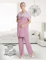 Women's pajama chic