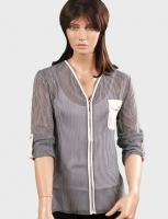 Shirt women elegant lines
