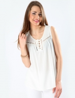 Women's shirt without a beautiful km from brand Miss Boom