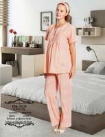 Women's pajamas with DiKA brand