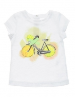 T-shirt, children's daughters Distinctive and stylish