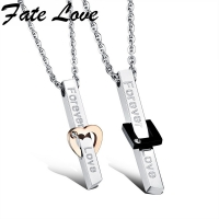 Necklace lovers (Love Forever)
