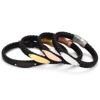 Leather bracelet - for Men
