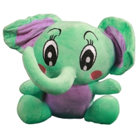 Doll cotton elephant shaped ,50 cm