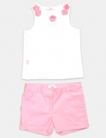 Sete Girlie t-shirt + shorts