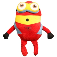 doll cotton in the form of Spider Man Minions