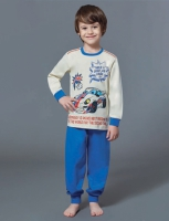 Pajama Boys from the age of one year to eight years