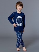 Pajama Boys ages of one to eight years