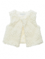 Jackets for children from newborn age to 18 months without sleeves