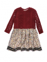 Dress girlie aged 7 to 12 years