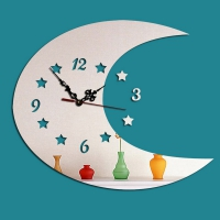 Wall Clock is a stylish and distinctive