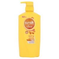 SUNSILK SOFT & SMOOTH SHAMPOO - 650ML