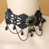 Beautiful lace necklace