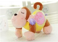 Cotton monkey doll is unique
