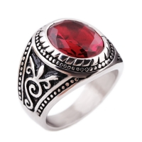 Men's Ring - Stainless Steel