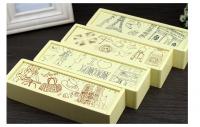 Wooden pens portfolio