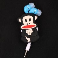 Headphones forms cartoony distinctive and attractive