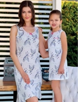 home dress frome the age of 4 to 7 years