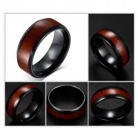 Men s brown ring