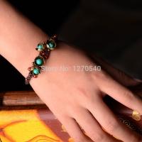 Bracelet handmade stones