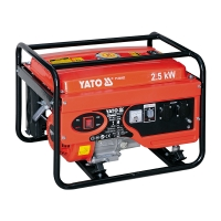Gasoline generator 2.5 kW