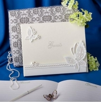 Book of memories of the bride