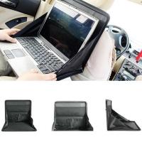Laptop folding bag for cars