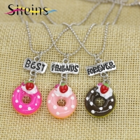 Necklace best friend - small cookies
