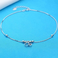 Silver Anklet 2 g For girls