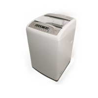Washing machine with a hole in the top 10 kg WMHA-1020WTL