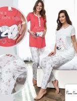 Women's pajamas with Pierre Cardin