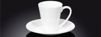 coffee cup  saucer wilmax