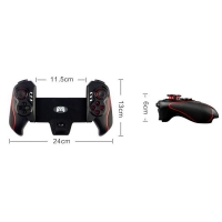 Wireless Bluetooth Game Controller Gamepad for Android   iOS Devicesupports 5 to 10inch
