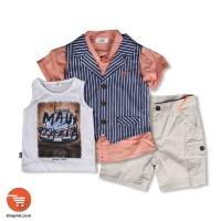 Sete Boys  stylish shirt  + shorts