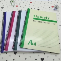 60-page notebook