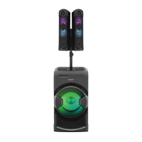 SONY SPEAKER BT NFC MHCGT4D