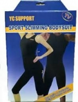 sport slimming body suit