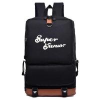 Super Junior Black Backpack