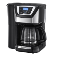 Coffee Maker with Coffee Mill 2200 Watts Russell Hoops