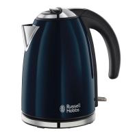 Blue kettle 1 liter 2200 watts