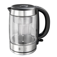 Kettle with Russell Hobbs Water Filter